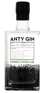 Anty gin bottle