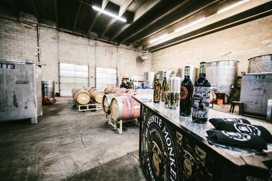 The Infinite Monkey Theorem urban winery, Denver
